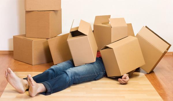 Comment ne pas stresser durant son déménagement ?